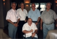 Grant Fuller, Don Jones, Art Juhlin, Tom Barrett, Ralph Farrell
